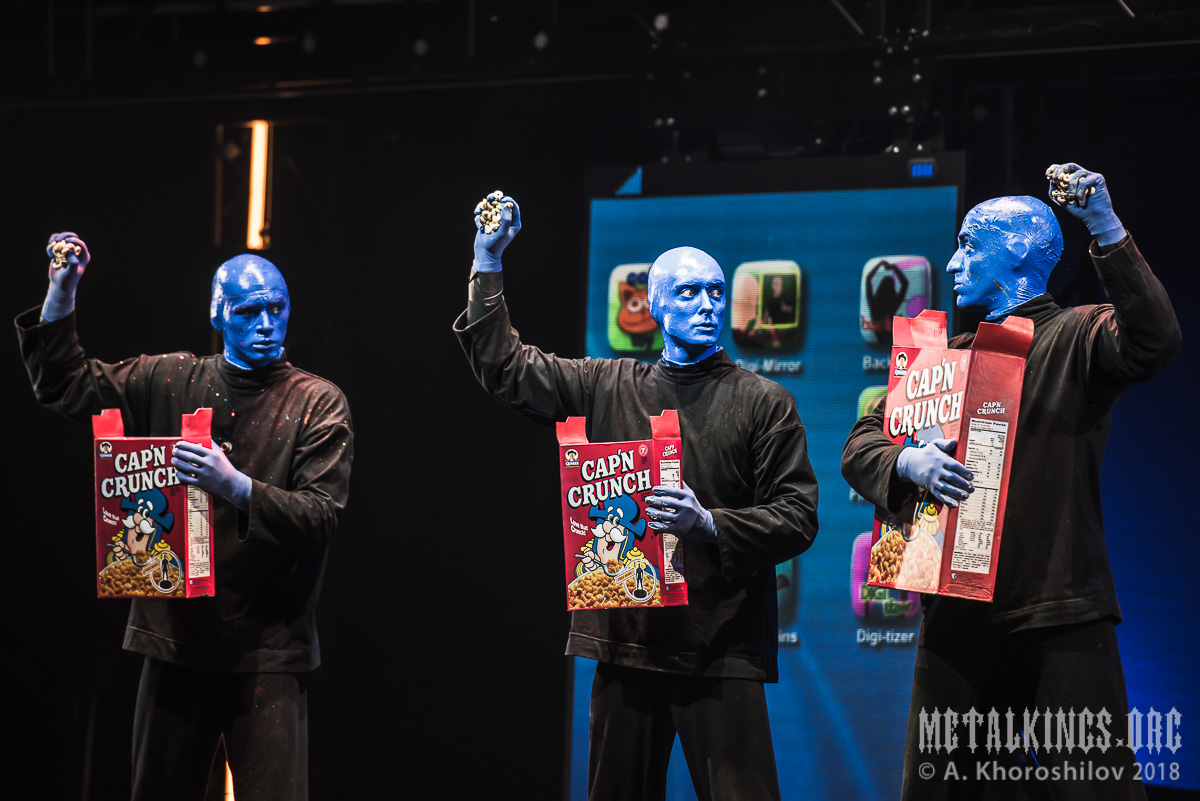 49 - Blue Man Group