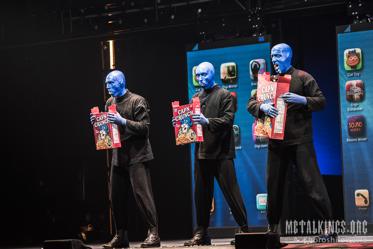 51 - Blue Man Group