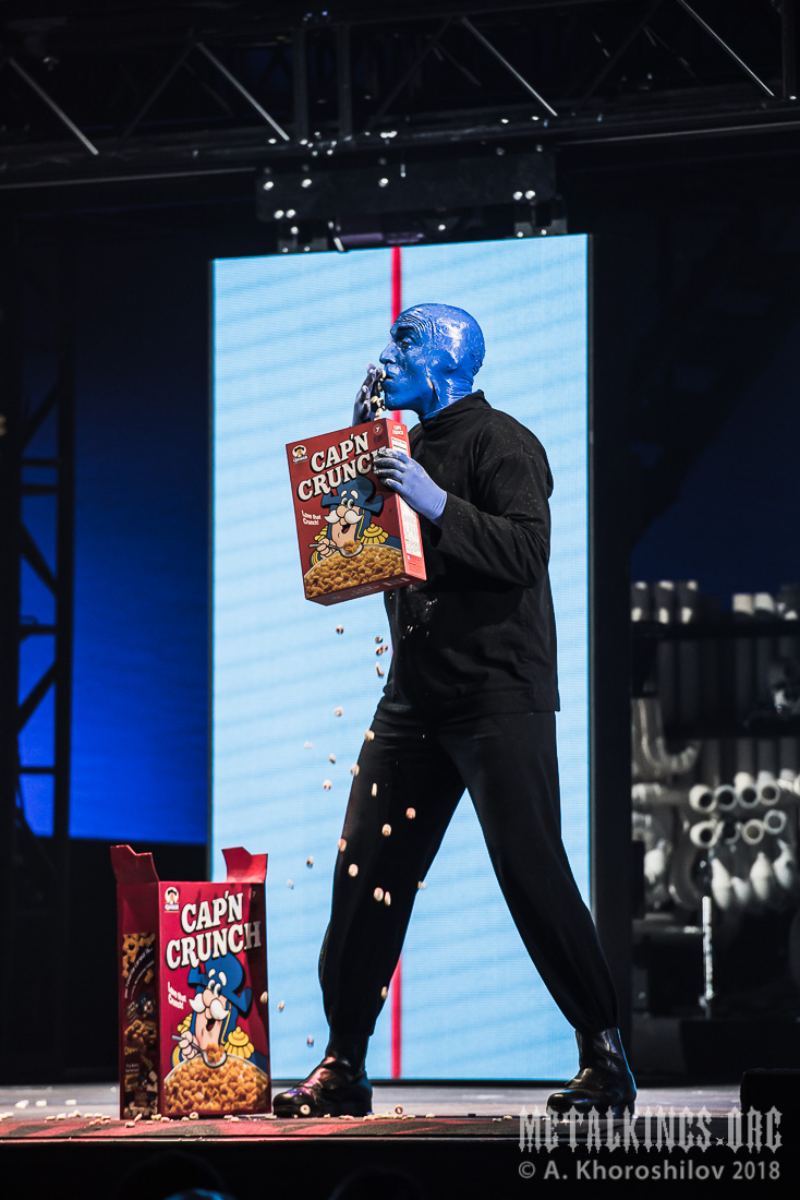 55 - Blue Man Group