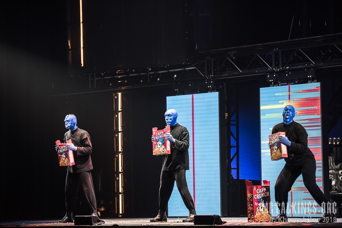 56 - Blue Man Group