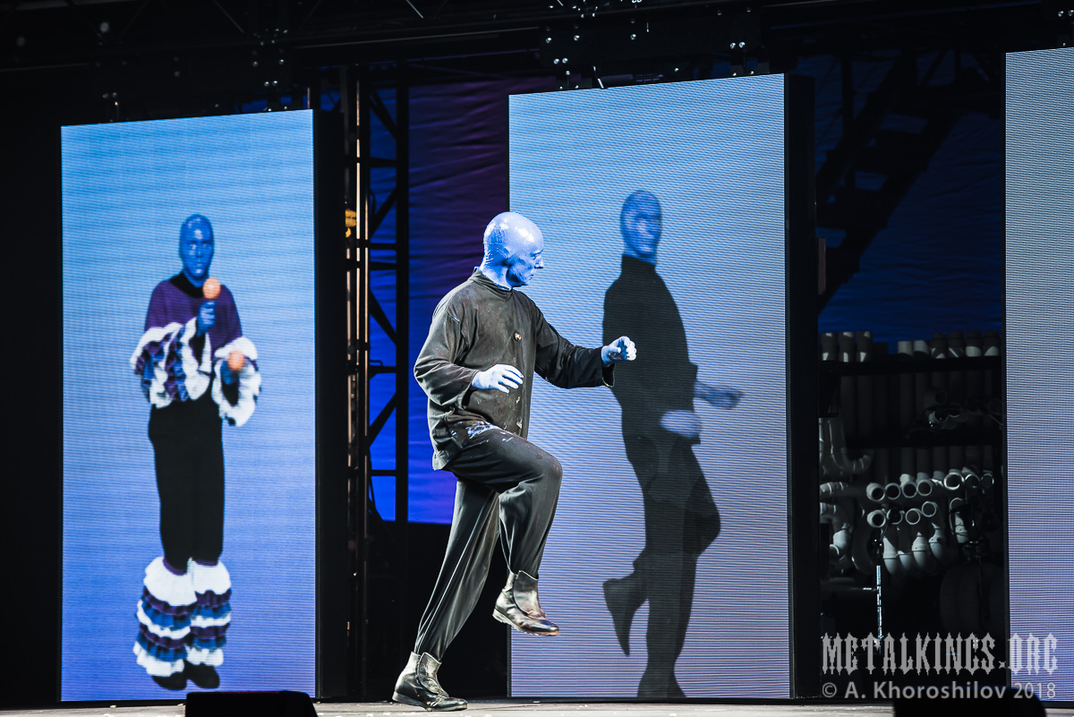 57 - Blue Man Group