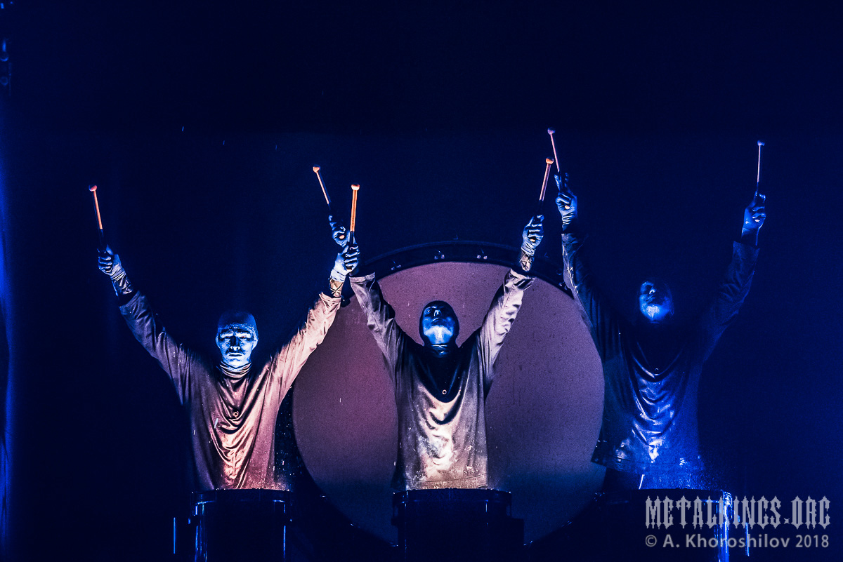 69 - Blue Man Group