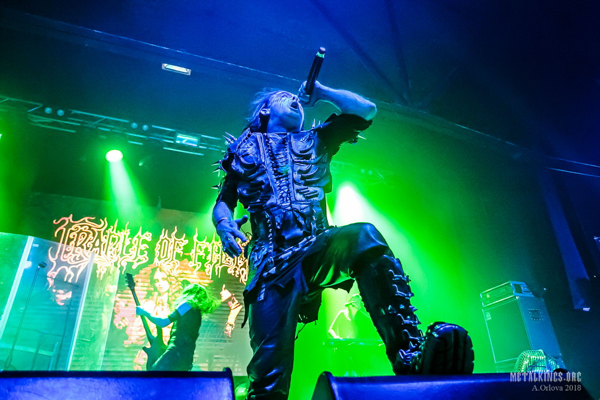 14 - Cradle Of Filth