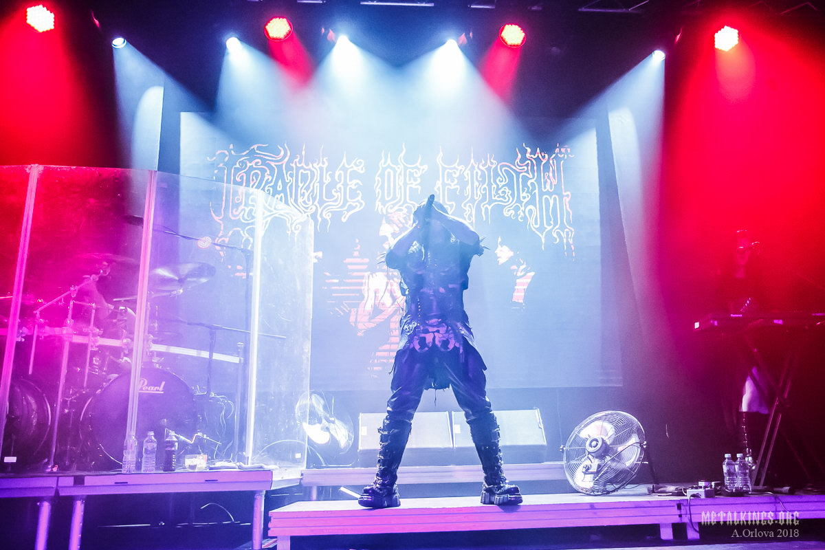 21 - Cradle Of Filth