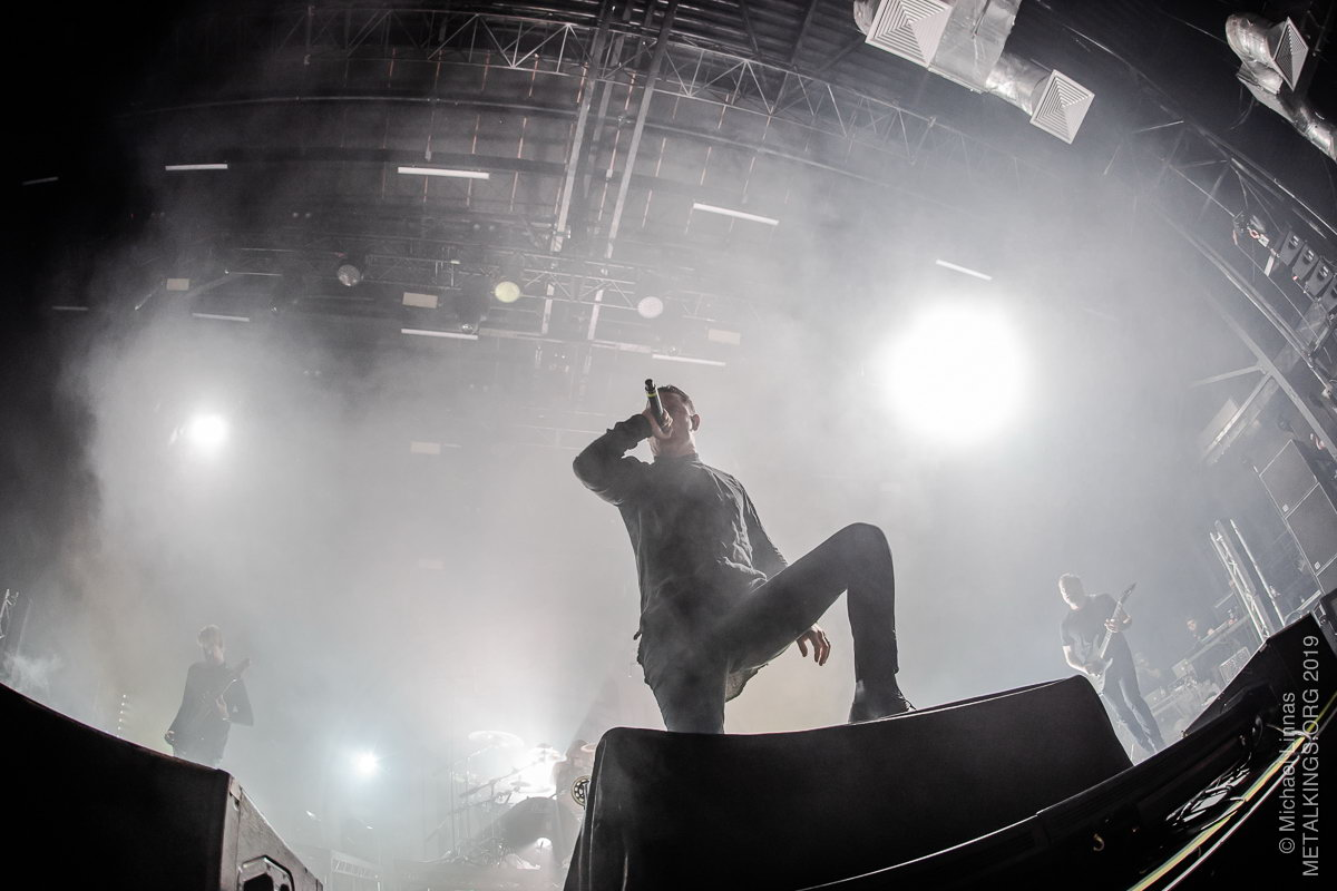 15 - Parkway Drive