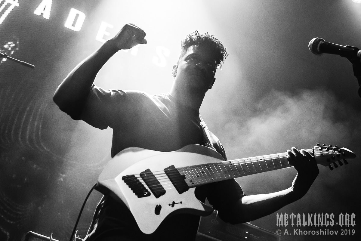 12 - Animals as Leaders