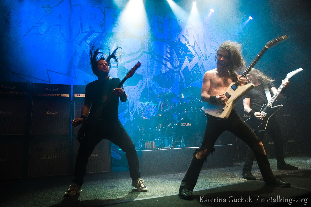 14 - Airbourne