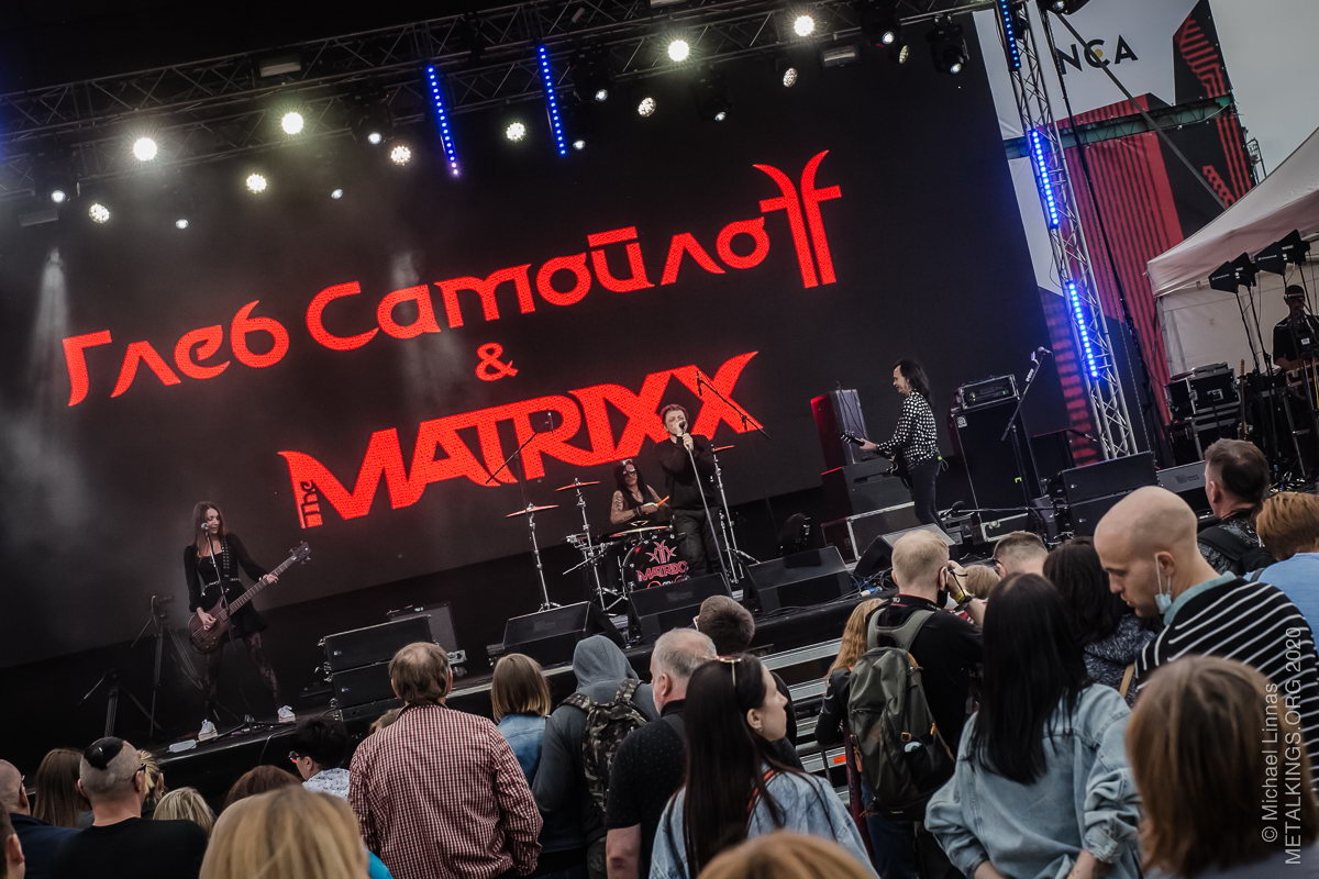 33 - Глеб Самойлоff  and the Matrixx