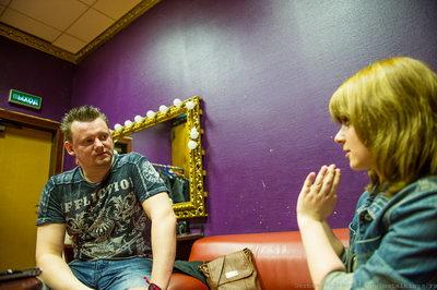 Интервью с группой КняZz