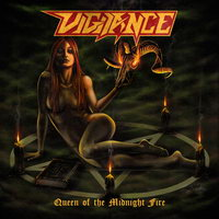 ">VIGILANCE released third single from ""Queen of the Midnigth Fire"" entitled ""Four Crowns of Hell"""