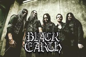Музыканты ARCH ENEMY в BLACK EARTH