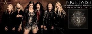 Видео из круиза NIGHTWISH