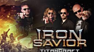 Новая песня IRON SAVIOR - Beyond The Horizon